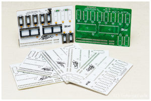 6 Boards by Claudius