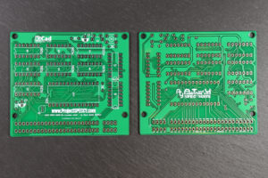 New SPEC-MATE PCB Front and Back